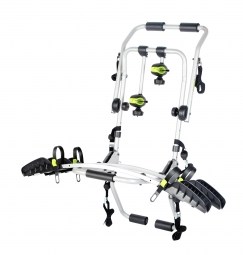Porte velo a sangle buzz rack pilot 2 velos
