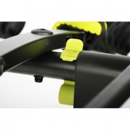 Porte-vélo sur boule d´attelage 4 vélos Buzz Rack Buzzy Bee 4