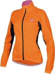 Castelli veste femme velo w orange l