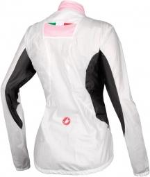 castelli veste femme velo w blanc s