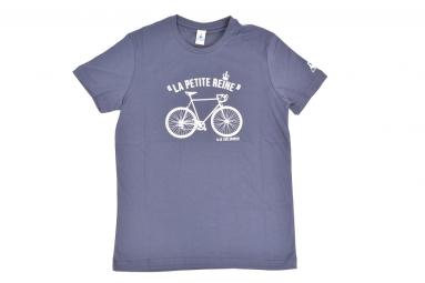 LE COQ SPORTIF T-Shirt Tour de France N°9 La petite Reine Bleu