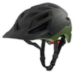 Casque Troy Lee Designs A1 Army Vert