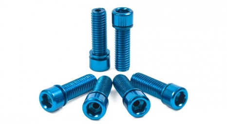TSC Hollow Stem Bolt Kit Blue