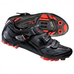 chaussures vtt shimano xc70 noir 41
