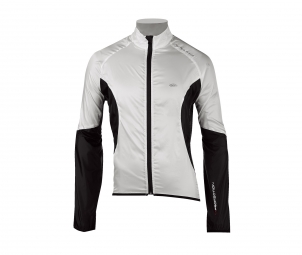 northwave veste coupe vent north wind blanc noir xxl