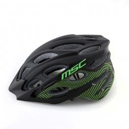 MSC Helmet ENDURO Inmold Black