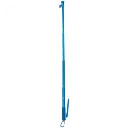 XSORIES Perche Téléscopique BIG U SHOT 95 cm Bleu