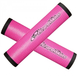 LIZARD SKINS DSP Pair of Grips 32.3mm Pink