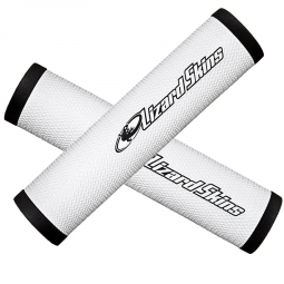 LIZARD SKINS DSP Paire de Grip 32.3mm Blanc