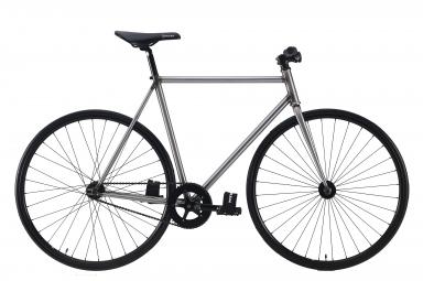FOCALE 44 Vélo Complet Fixie S-EXPRESS Brut 55 cm