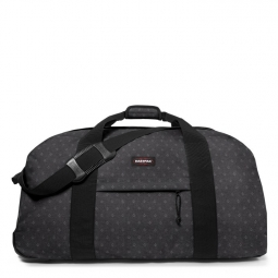 Image of Sac a roulettes eastpak warehouse gris