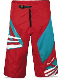 DAKINE Short DESCENT Rouge Noir