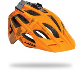 Casque Lazer Oasiz 2014 Camo/Orange