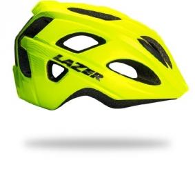 LAZER 2014 Helmet BEAM Flask Yellow