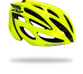 LAZER 2014 Helmet O2 Flash Yellow