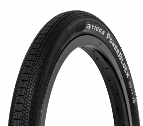 TIOGA POWERBLOCK Tire Black