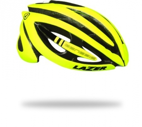 LAZER 2014 Helmet GENESIS Flash Yellow