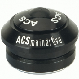 acs jeu de direction maindrive integre noir 1 1 8