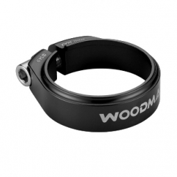 WOODMAN Seat Clamp DEATHGRIP SL Black