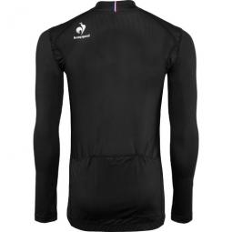 le coq sportif maillot manches longues new erco noir xxl