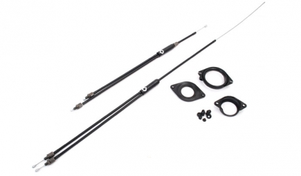 VOCAL BMX Rotor Kit RETRO Negro