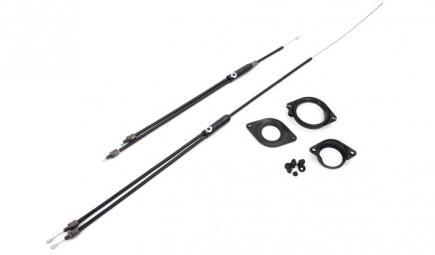 VOCAL BMX Kit Rotor RETRO Noir