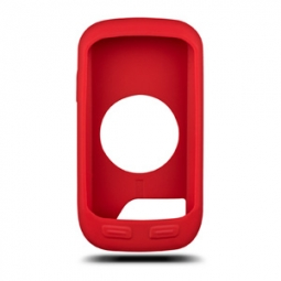 garmin housse de protection silicone edge 1000 rouge