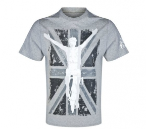 Le tour de france t shirt graphic tdf grey xl