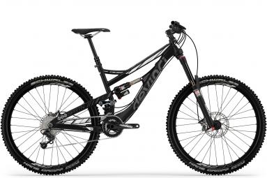 DEVINCI Vélo Complet SPARTAN XP Alu 27.5'' 165mm Noir Blanc