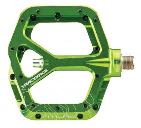 Race face paire de pedales atlas vert
