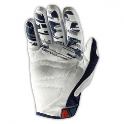 TROY LEE DESIGNS Paire de Gants GP ENFANT Bleu Blanc