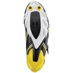 Chaussures VTT Northwave Sparta Noir/Jaune
