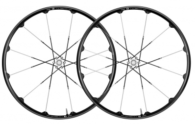 CRANK BROTHERS Wheelset Cobalt 2 26'' Axles 15/12x142mm Black