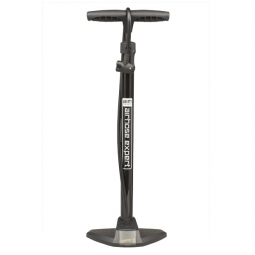 AIM Floor Pump AIRHOSE EXPERT Black
