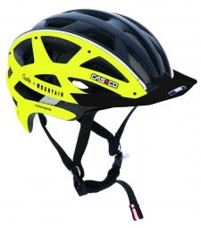 CASCO Helmet CUDA MOUNTAIN COMP Yellow Black