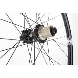 spank paire de roues spike race enduro 15mm 142x12mm noir