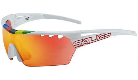 Lunettes Salice 006 RW Blanc/Rouge Orange