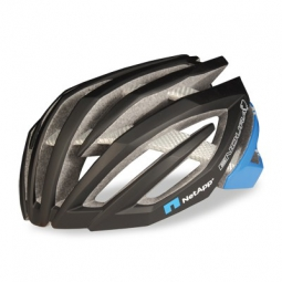 ENDURA Helmet TEAM REPLICA AIRSHELL HELMET Black Blue