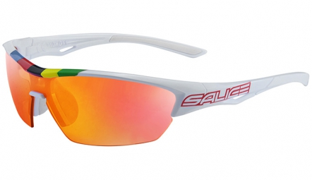 Lunettes Salice 011 RW white/red orange