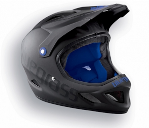 casque integral bluegrass explicit noir bleu xs 52 54 cm