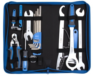 UNIOR Set of bike tools 22 pcs in bag