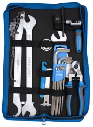 UNIOR Set of bike tools 19 pcs in bag