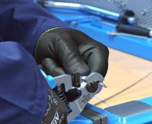 UNIOR Pince Coupe Câbles Fil d'acier