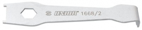 UNIOR Wrench for front sprocket nuts