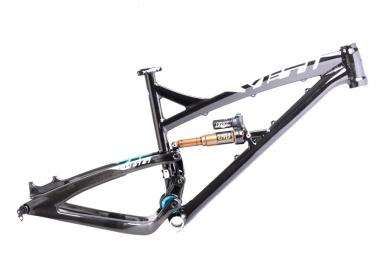 YETI 2014 Frame SB66 Aluminium-Carbone 26'' Black + Rear shock Fox Float X