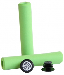 SB3 SILICONE Grips Vert 30mm