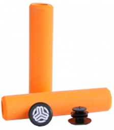 SB3 SILICONE Grips Orange 32mm