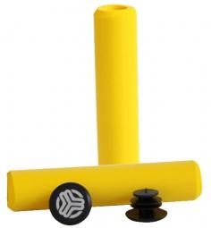 Grips SB3 Silicone Jaune 32mm