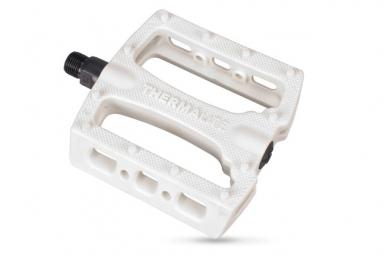 STOLEN Pédales THERMALITE Plastique Blanc
