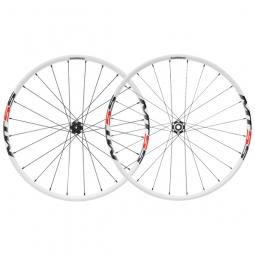SHIMANO Paire de roues disques MT55 29´´ Centerlock 15mm Blanc